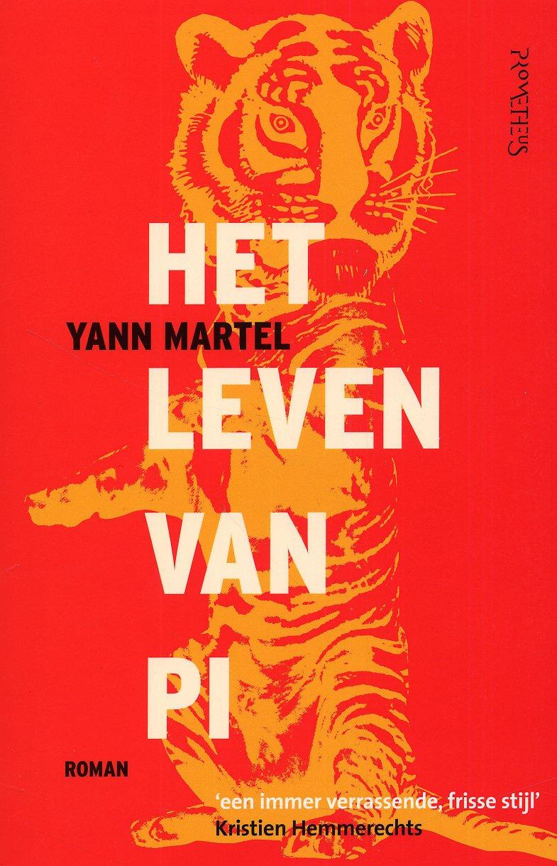 Yann Martel_Leven van Pi