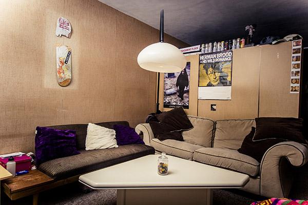 Jongin arnhem de kamer van jeroen - Ligbad in het midden van de kamer ...