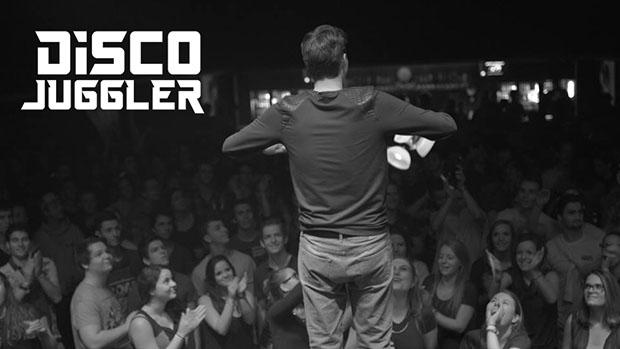 disco juggler slider