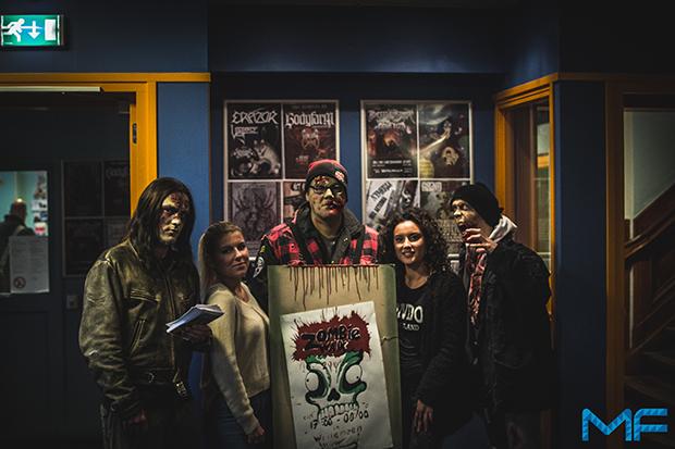 zombiewalk promo
