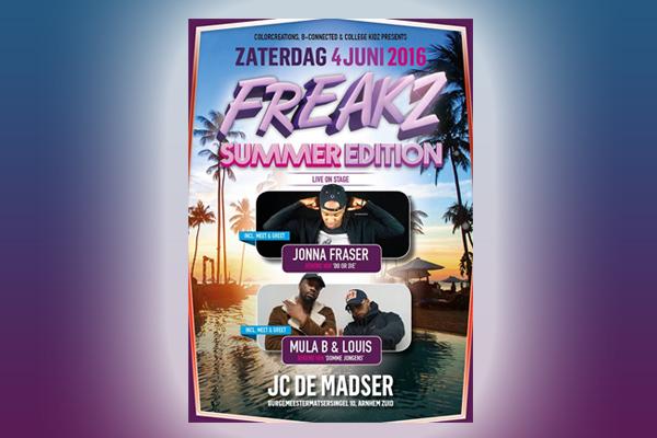 freakz summer edition