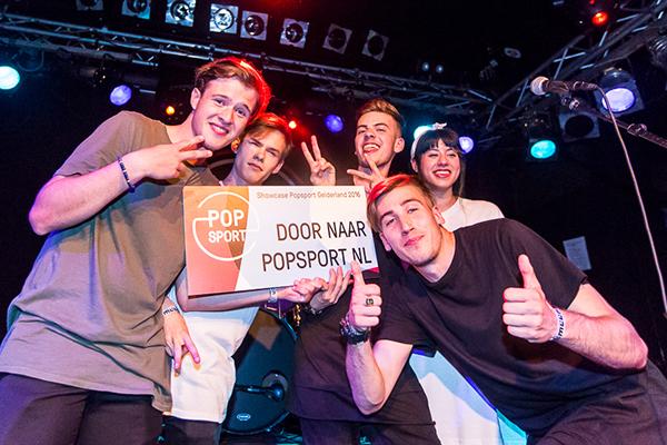 Showcase Popsport Gelderland