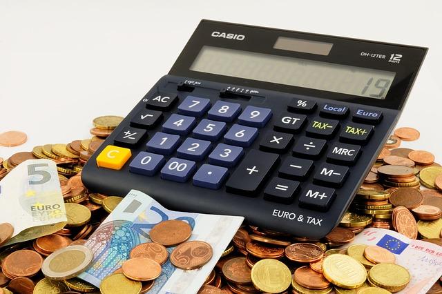 financien-geld-rekenmachine