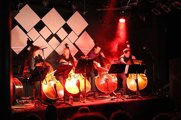 Gelders Contrabas Ensemble 1