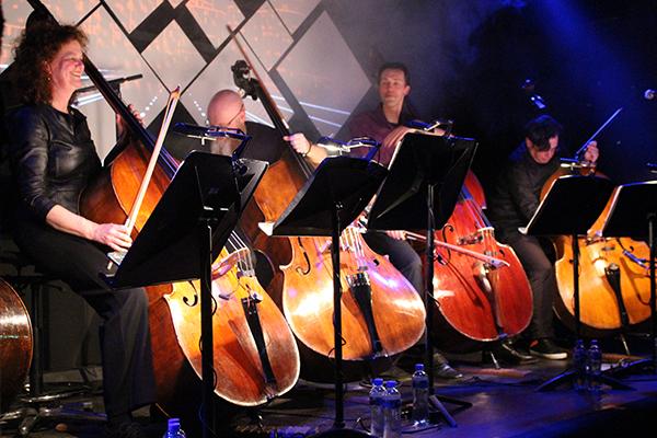 Gelders Contrabas Ensemble 2