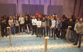 Jongeren debat Arnhem