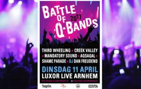 Battle of Q-bands