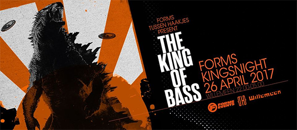 Forms Kings of Bass