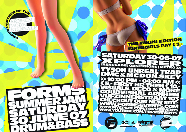 Forms Summerjam