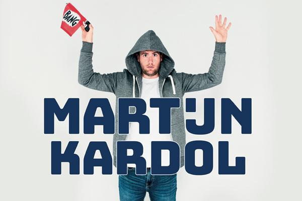Martijn Kardol - Bang