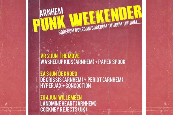Arnhem Punk Weekender