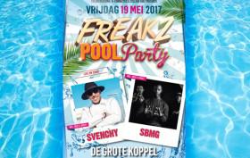 FREAKZ pool party SBMG1