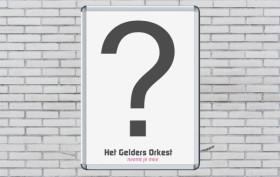 Gelders Orkest Ontwerpwedstrijd
