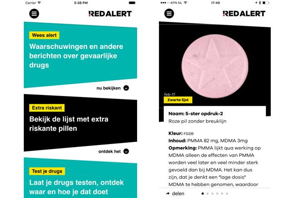 Trimbos Red Alert App downloaden