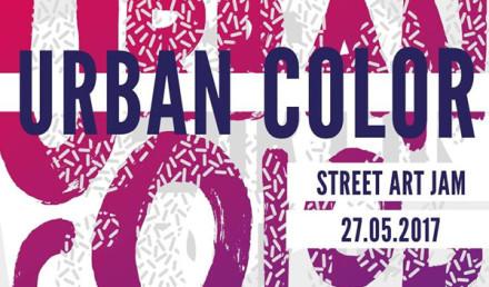 Urban Color Street Art jam