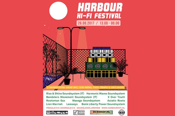 Harbour HiFi Festival Arnhem