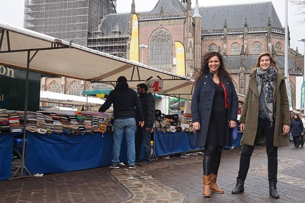 Ideeënmakelaars Arnhem Sanne en Sanne