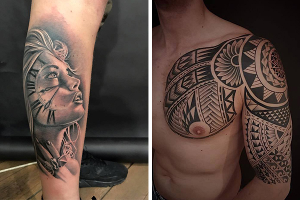 L'Extrémiste tattoo Arnhem