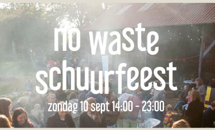 No Waste Schuurfeest SYFM