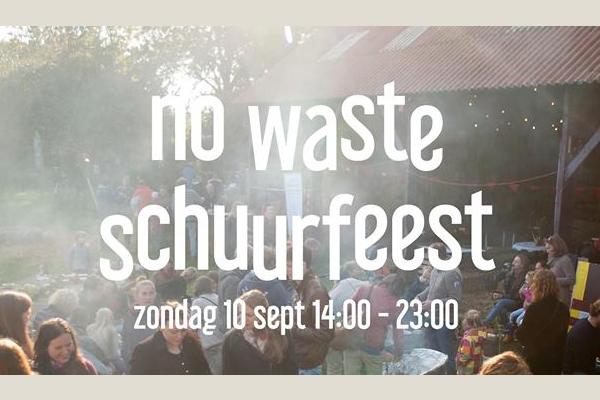 No Waste Schuurfeest SYFM