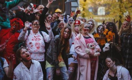 Zombiewalk Arnhem 2017
