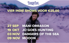 Luxor Live indie shows
