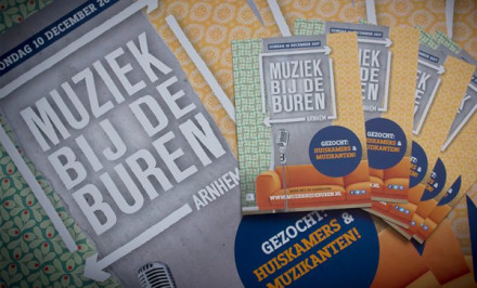 Muziek bij de Buren Arnhem 2017