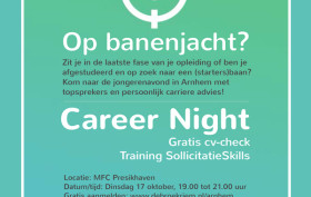 Career Night Broekriem Arnhem