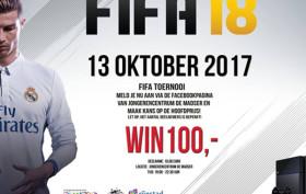 FIFA 18 toernooi Madser 13 oktober