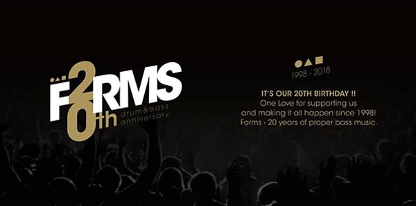 Forms 20 jaar