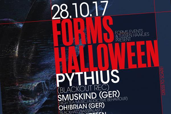 Forms Halloween Tussen Haakjes 2017