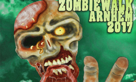 Zombiewalk Arnhem 2017 header