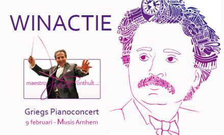 Winactie Maestro Jules Onthult Griegs Pianoconcert