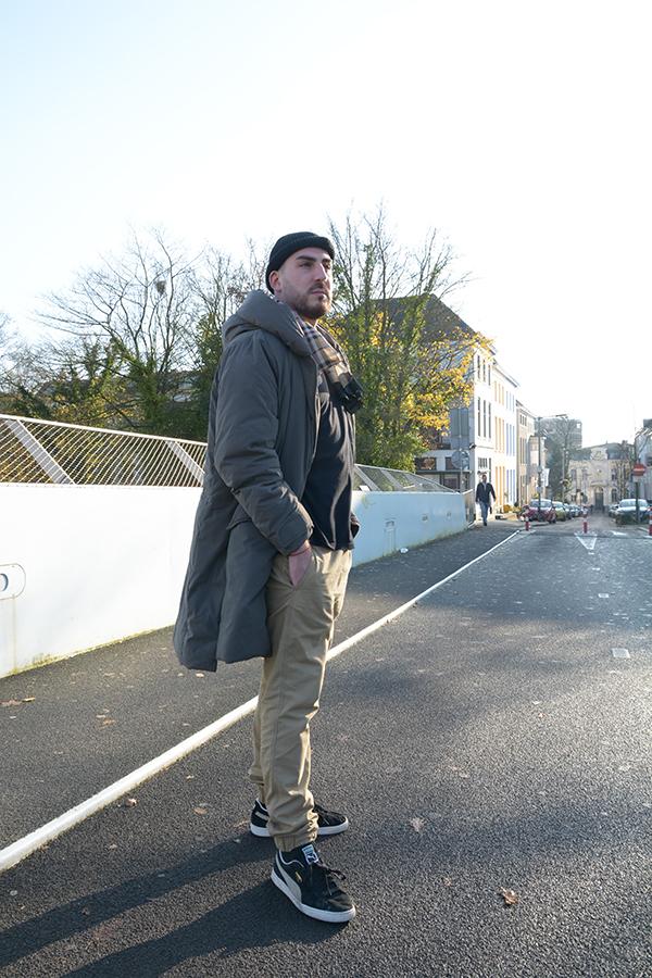 Anouar streetstyle