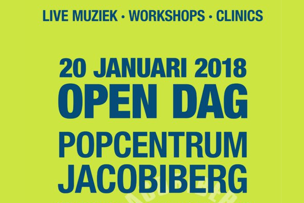 Open Dag Popcentrum Jacobiberg 2018