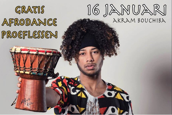 Afro Dance Proeflessen MaxStudios