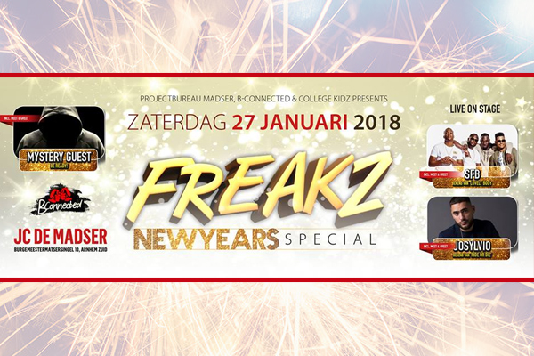 FREAKZ new years special madser