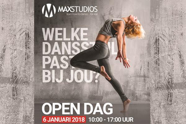 Open Dag MaxStudios Arnhem
