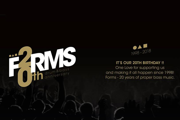 Forms Events 20 year header