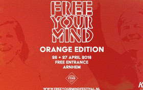 Koningsdag Arnhem Free Your Mind