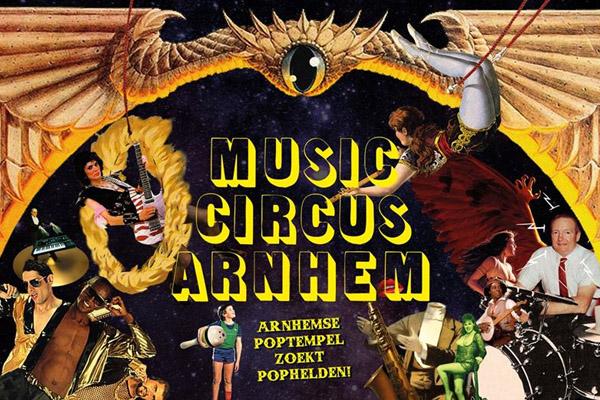 Music Circus Arnhem 2018