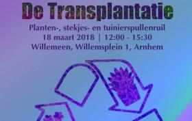 De Transplantatie II platenruilbeurs Willemeen