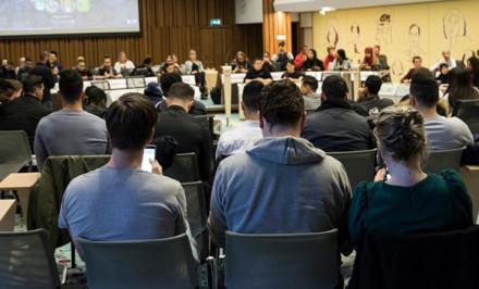 Debat Stadshuis Jongeren 2018