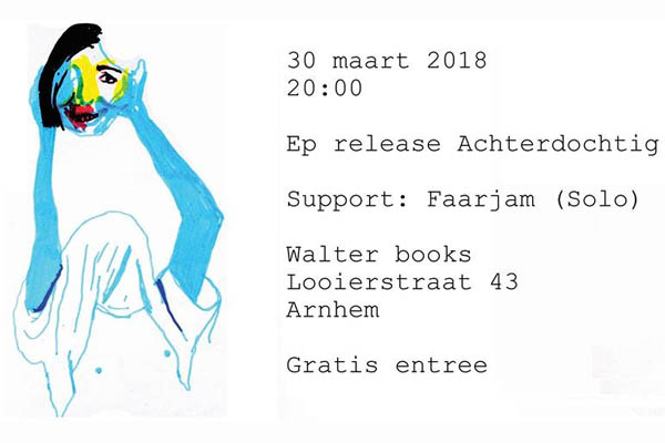 EP release achterdochtig