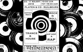Misplaatst platen en cd beurs Arnhem Willemeen