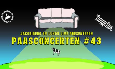 Paasconcerten 2018 Luxor Live Jacobiberg