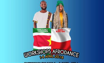 Workshops AfroDance MaxStudios