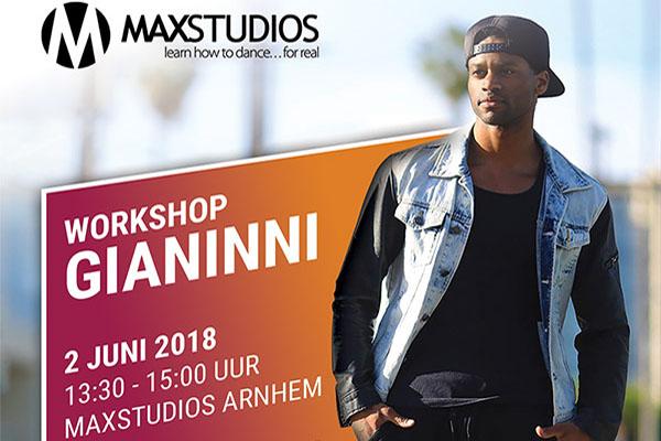 Workshop Gianinni MaxStudios