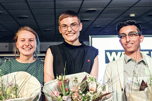 Write Now 2018 Nijmegen winnaar