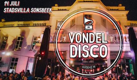Vondel Disco Arnhem 2018